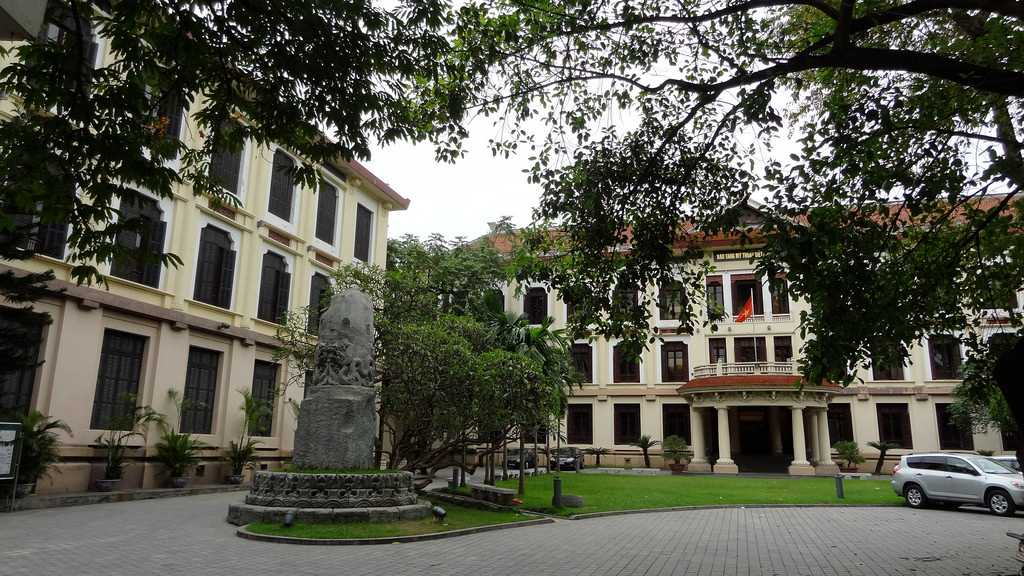 Vietnam Fine Arts Museum Hanoi Vietnam