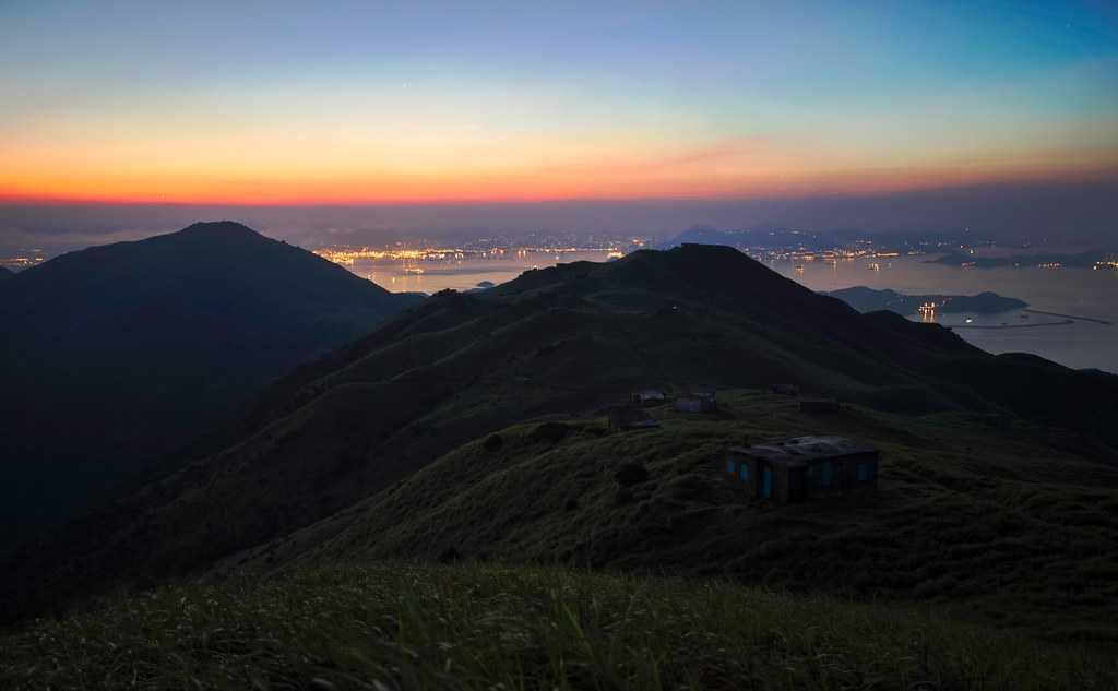 Sunset Peak, Hong Kong