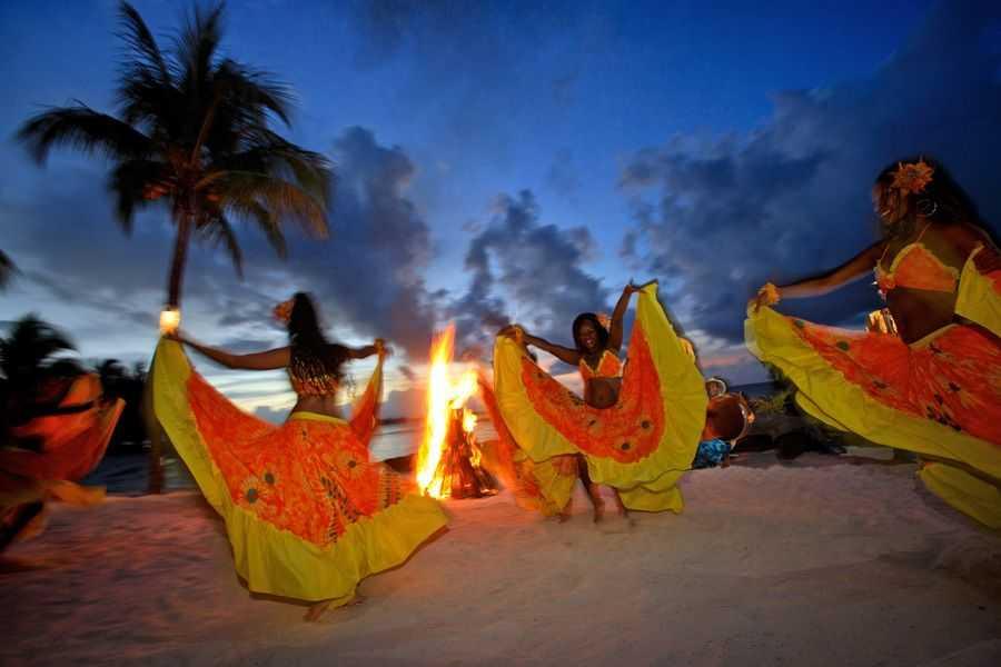 culture of seychelles, Sega dance