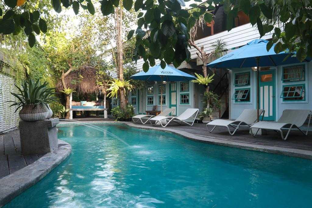 Kosta Hostel in Bali