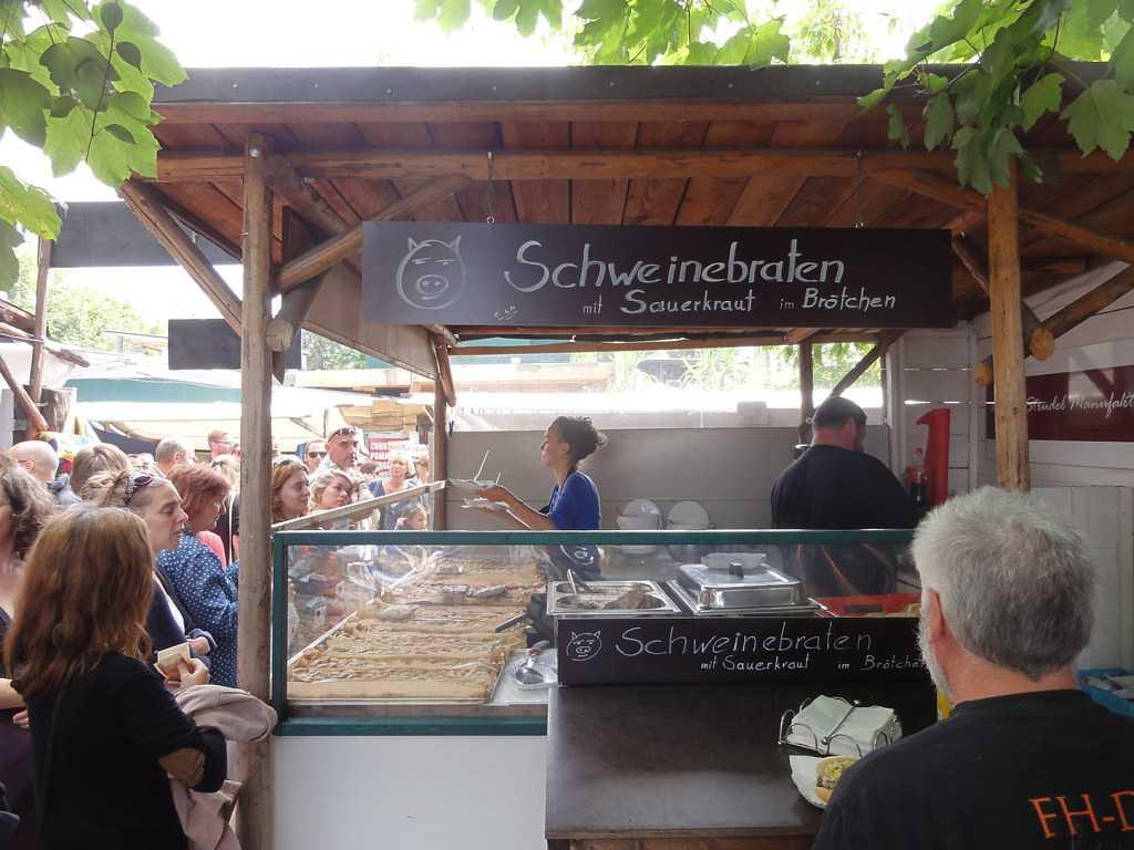 Street Food Stall, Mauerpark
