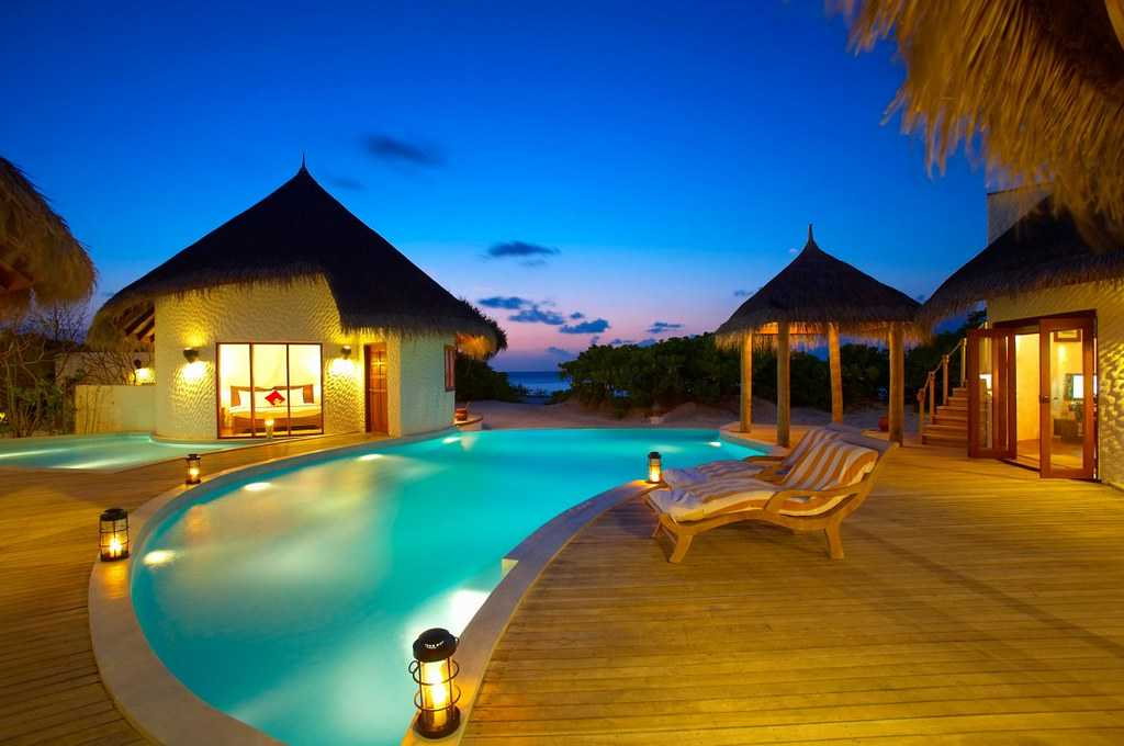 Resort in Maldives