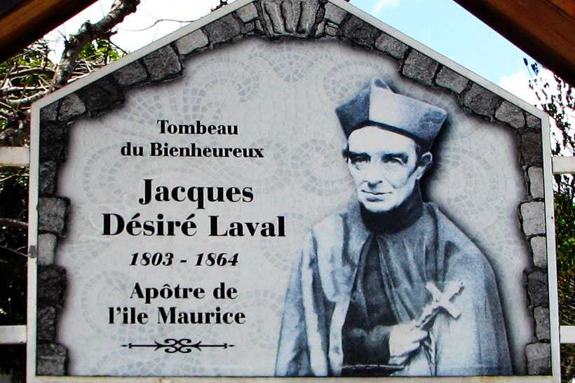 Father Laval Day, Mauritius in September