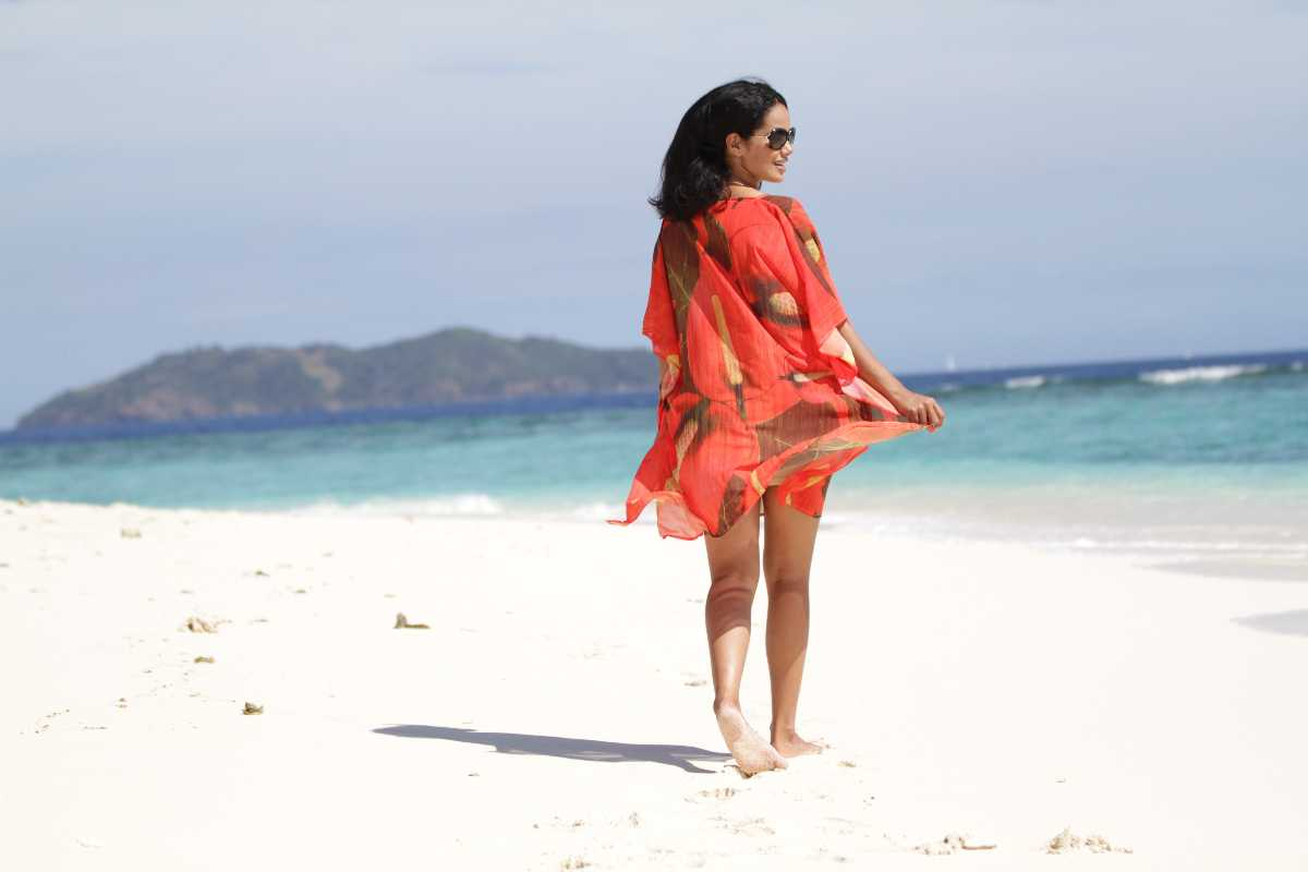 Kaftans, What to wear in singapore