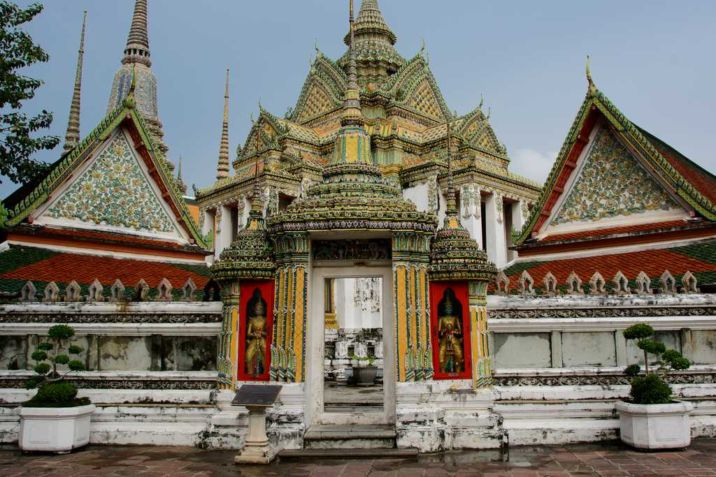 Wat Pho, Ancient Architecture in Bangkok