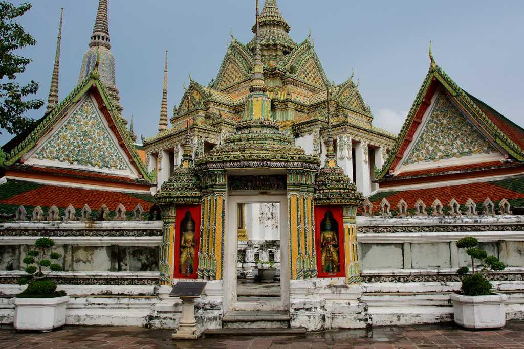 Wat Pho, Ancient Architecture in Bangkok