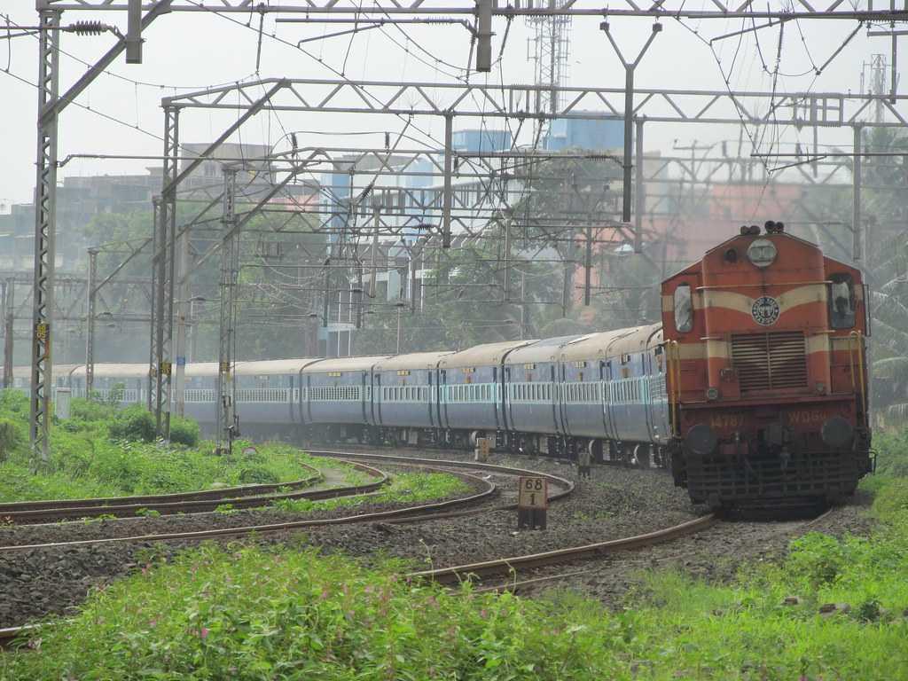 Hyderabad to Lonavala by Train
