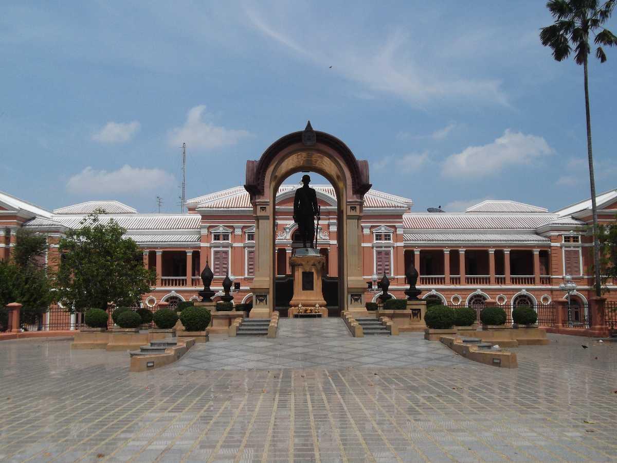 parks in bangkok, romaneenart park