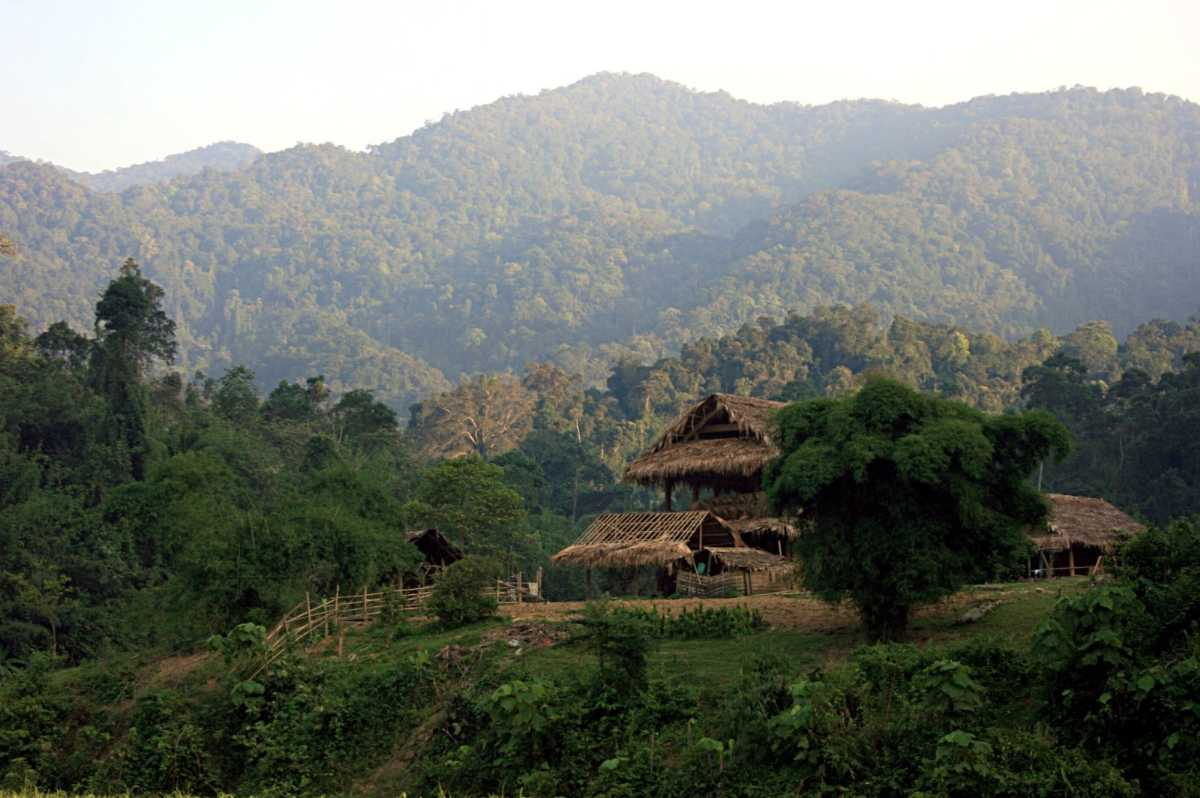 Pu Mat National Park in Vietnam