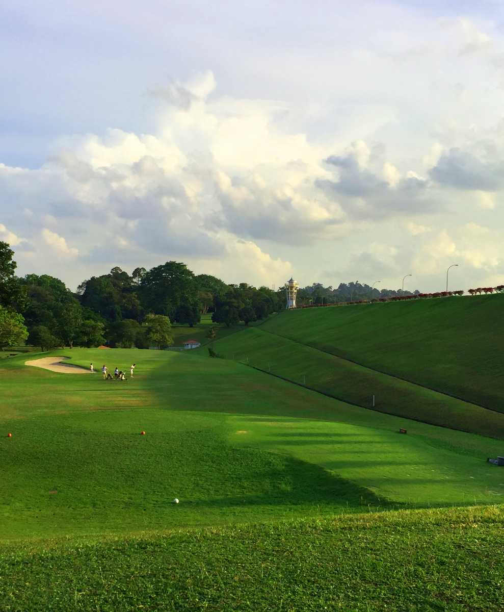 Mandai Executive Golf Course Singapore