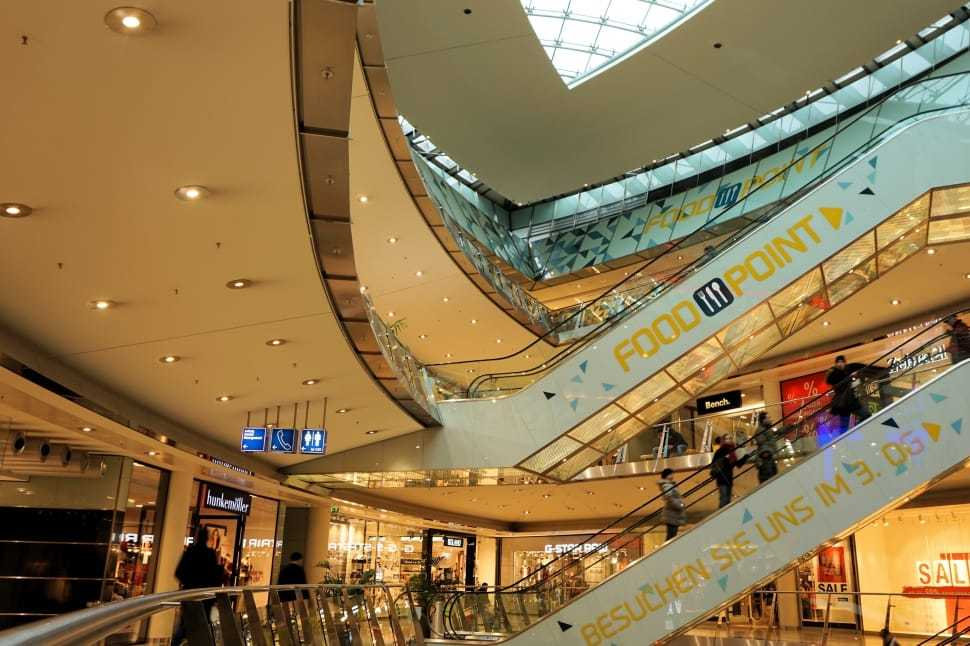 A-Z Shopping Mall