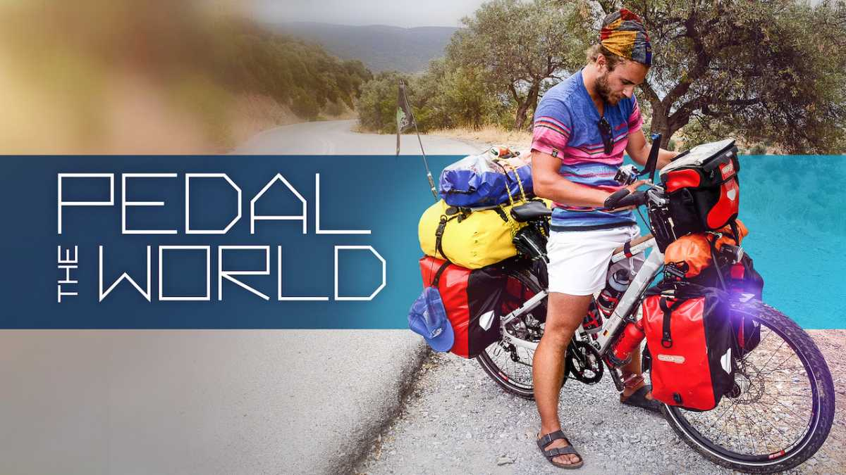 Pedal The World on Netflix