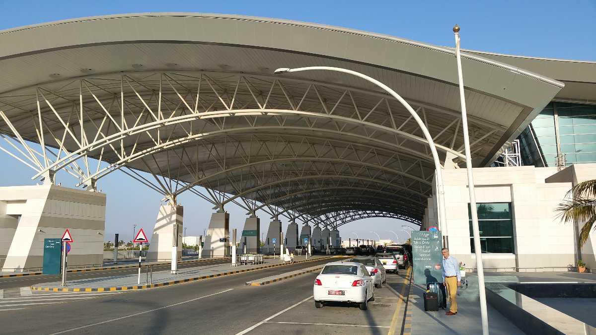 Level 1, Salalah Airport