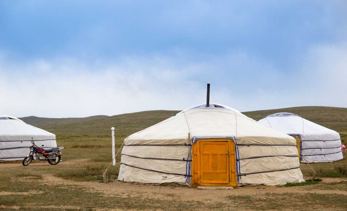 A fabulous stay in the Mongolian wilderness, Most Luxurious Experiences around the World