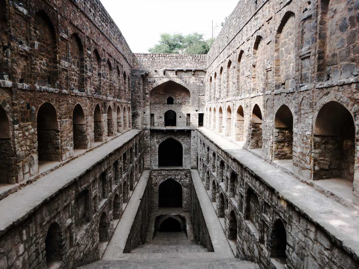 Agrasen Ki Baoli, Stepwells in India