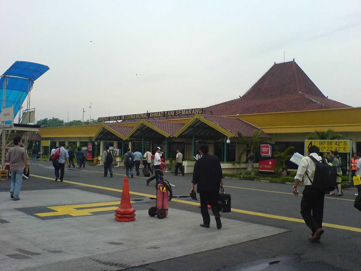 Ahmad Yani Airport