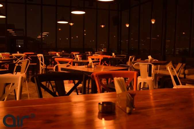 The Air Cafe Lounge, Nightlife in Hyderabad