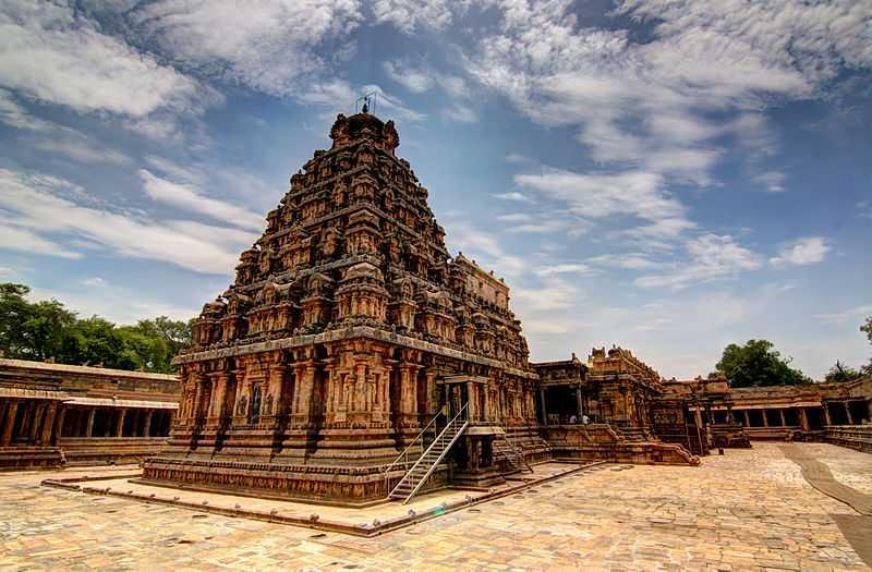 Airavatesvara Temple (Darasuram), Chola Temples