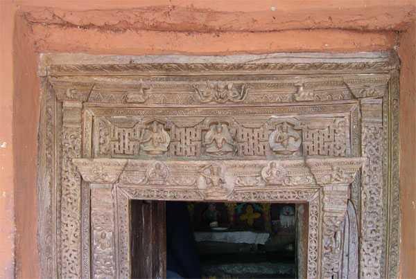 Alchi Monastery Manjushri Temple