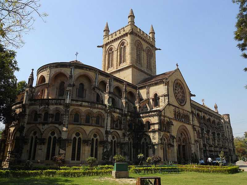 All Saints Cathedral, Fun things to do in Allahabad after you've done visiting the Kumbh!