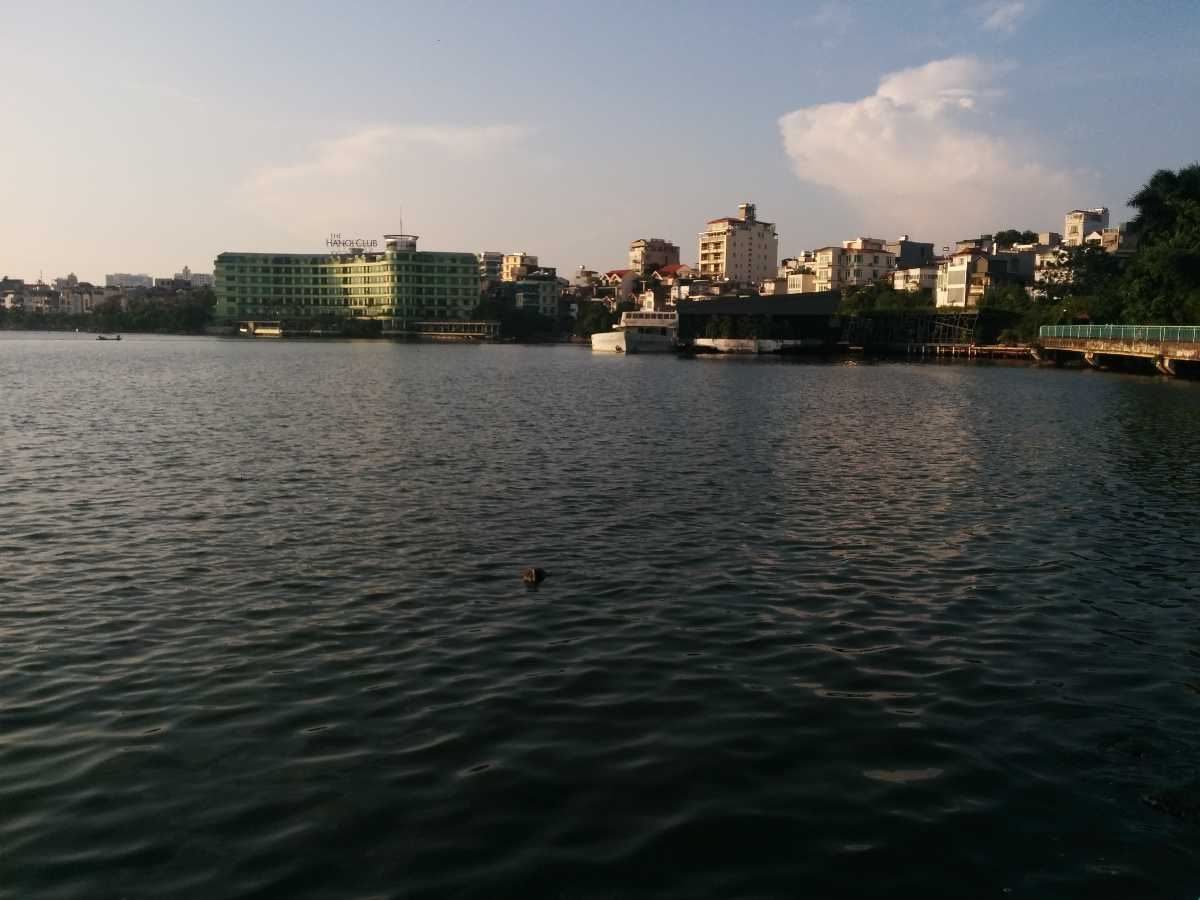 West Lake Hanoi
