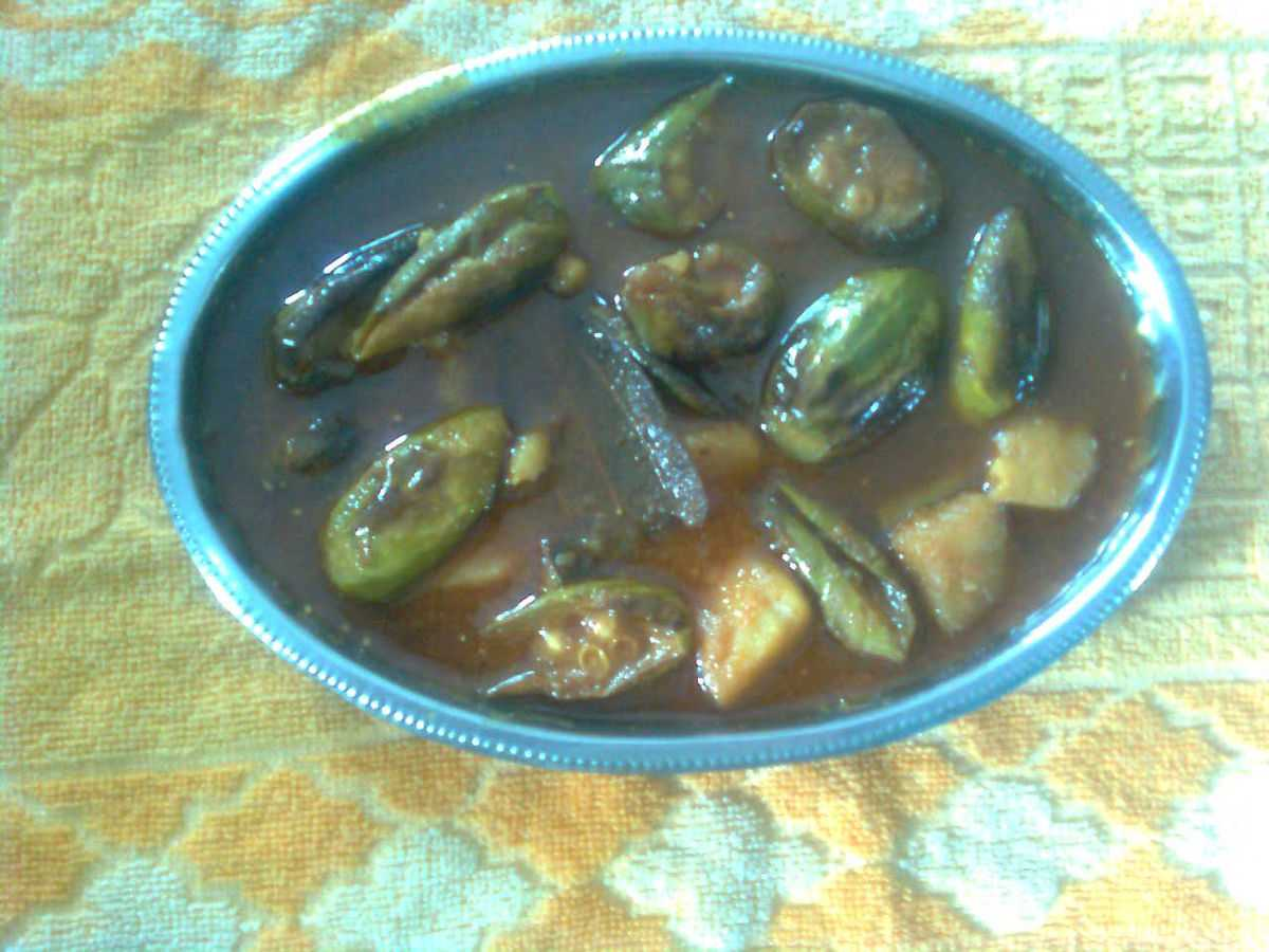 Aloo Potala Rasa, Food of Odisha