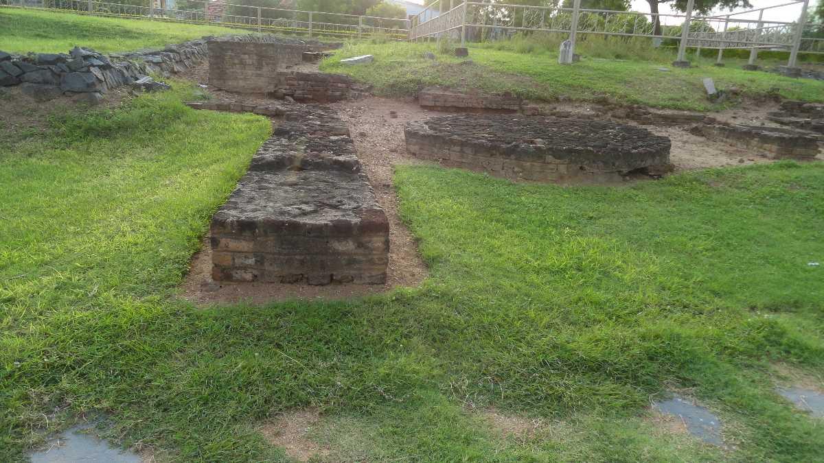 Recovery of Amaravati Stupa