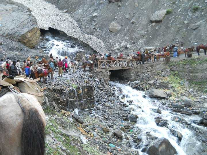 Amarnath Yatra, Summer season, Jammu