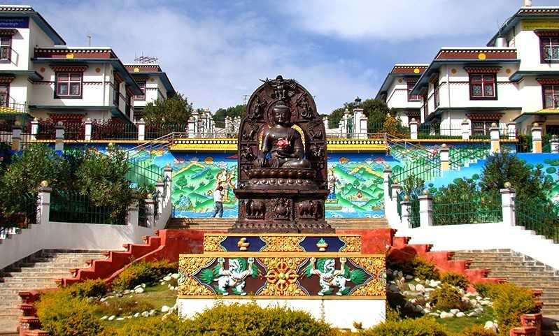 Seto Gumba, Kathmandu monasteries