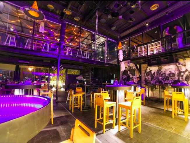 Amnesia Lounge Bar, Nightlife in Hyderabad