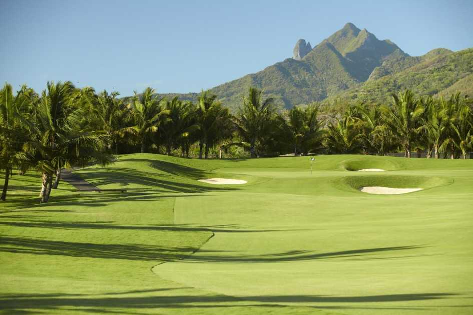 Anahita Golf Course at the Four Seasons, golf courses in Mauritius