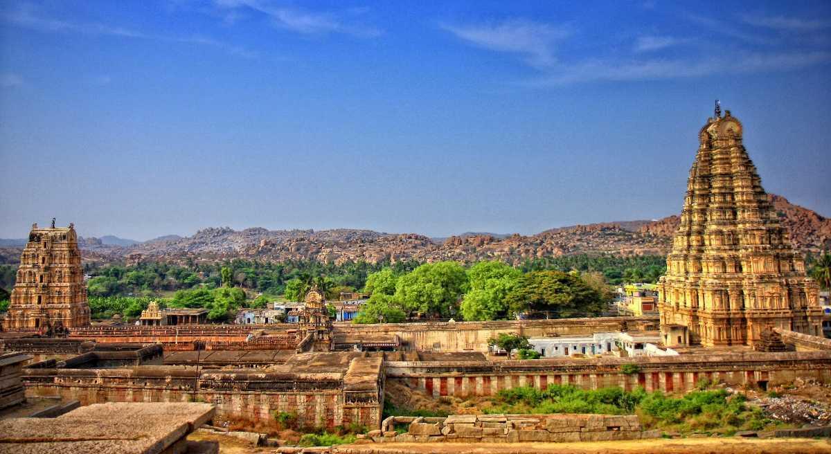 Virupaksha Temple, Hampi | Timings, Photos & Location