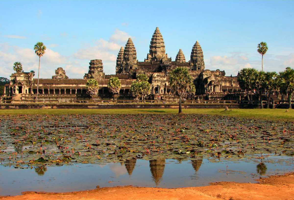 Angkor wat Cambodia, Mystical Places in India