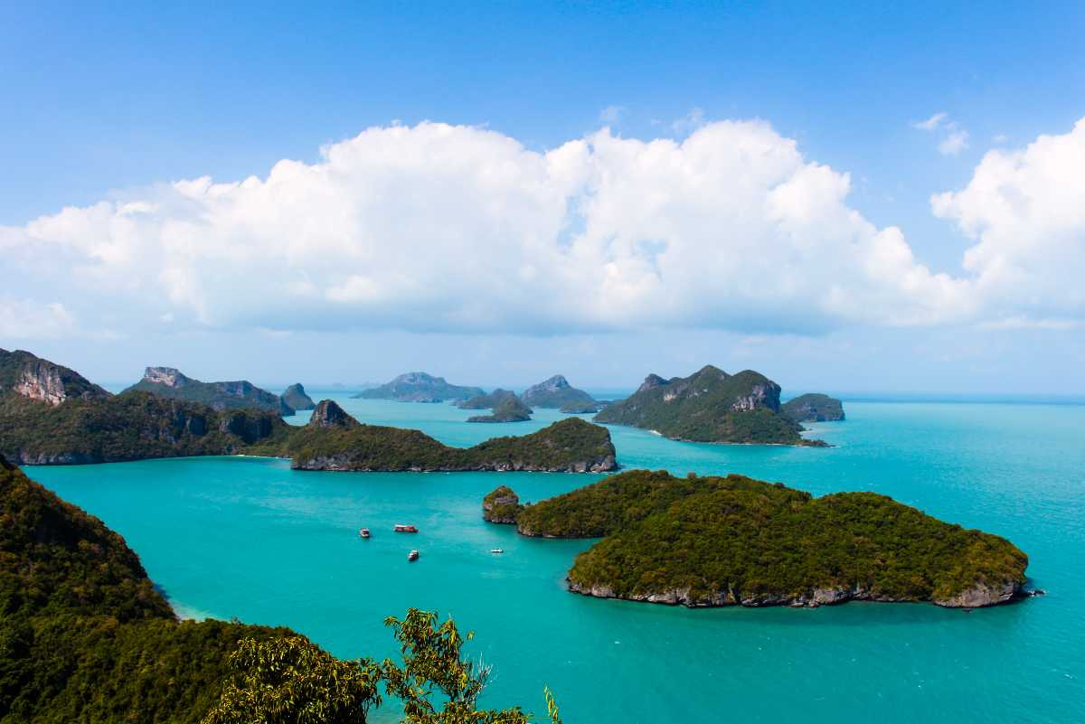 Things to do in Koh Samui with kids, angthong