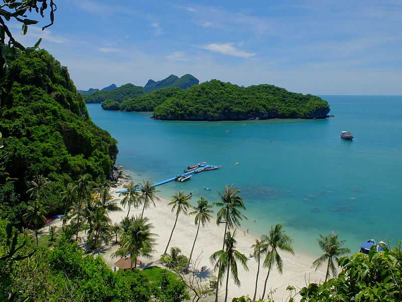 Ang Thong Marine National Park, Family Places in Koh Samui