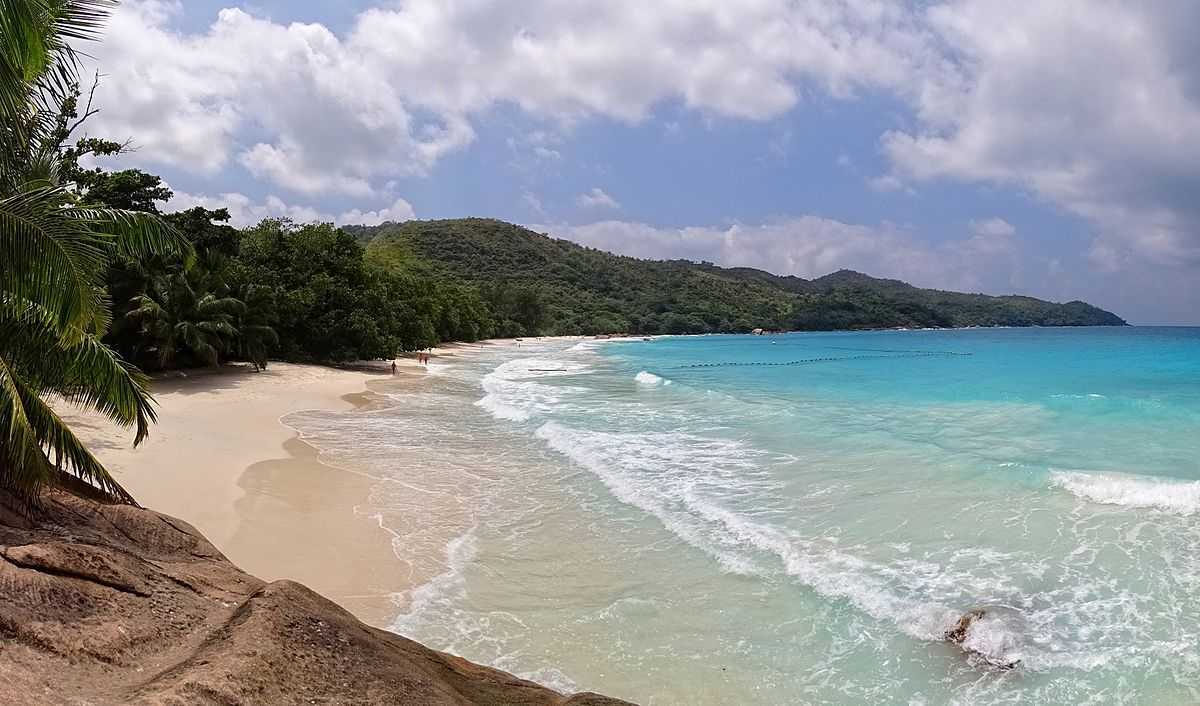 Anse Lazio, Beaches in Praslin Island