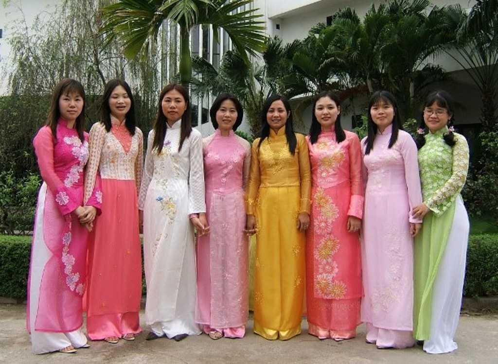 Traditional Dress of Vietnam, Ao Dai for Women