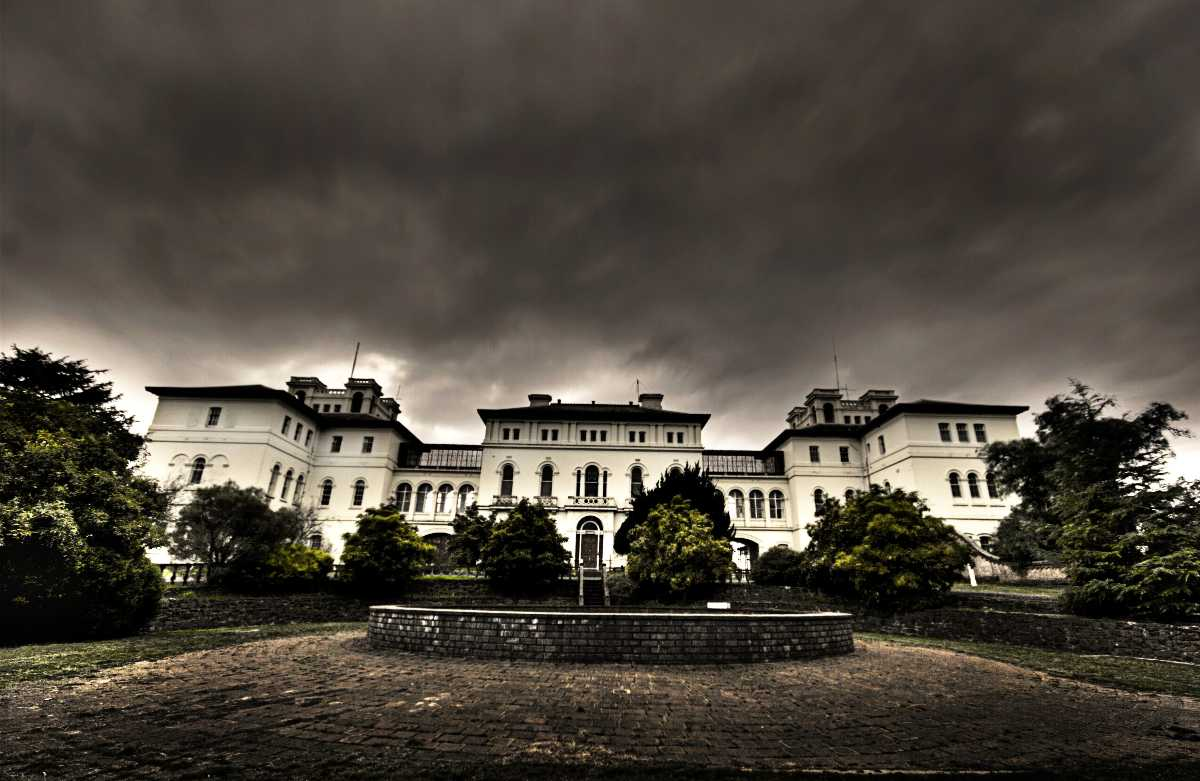Aradale Lunatic Asylum, most Haunted places in the world