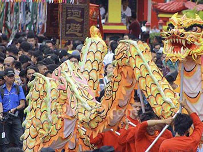 Cap Goh Meh Celebrations in Indonesia