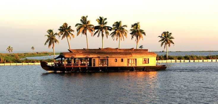 Backwaters of Kerala, kuttanad