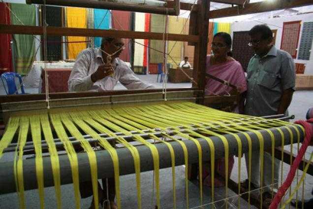 Handlooms in Andhra Pradesh Culture