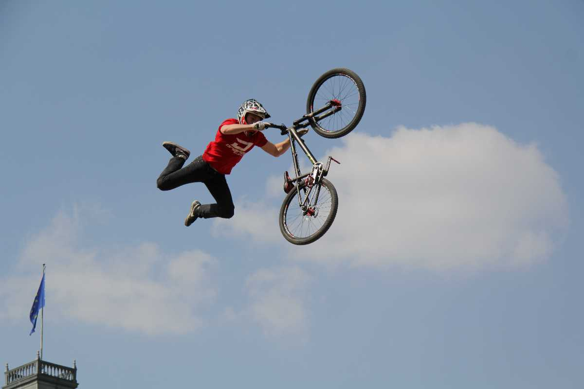 BMX Racing, 12 Of The Most Dangerous Adventure Sports In The World