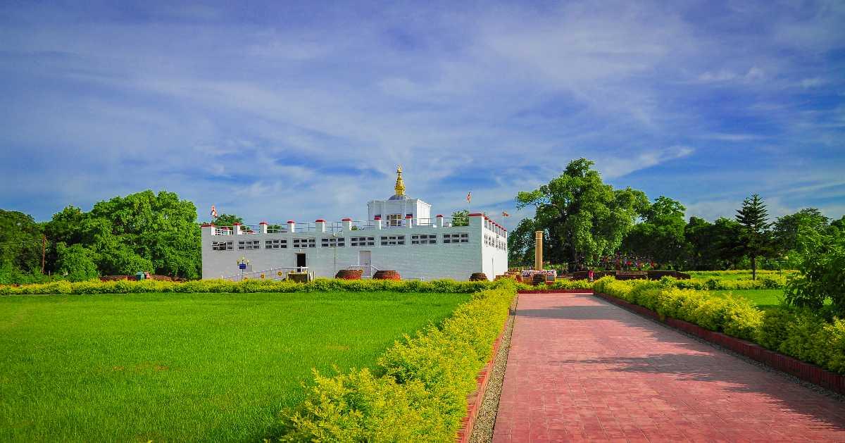 Mayadevi Temple - Birthplace of Buddha