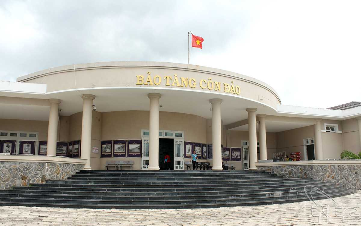 Con Dao Museum, War Museums in Vietnam