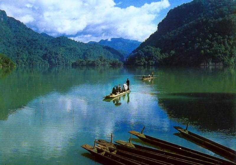Ba Be National Park, Trekking in Vietnam