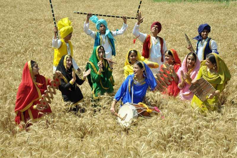 Baisakhi Festival in Punjab