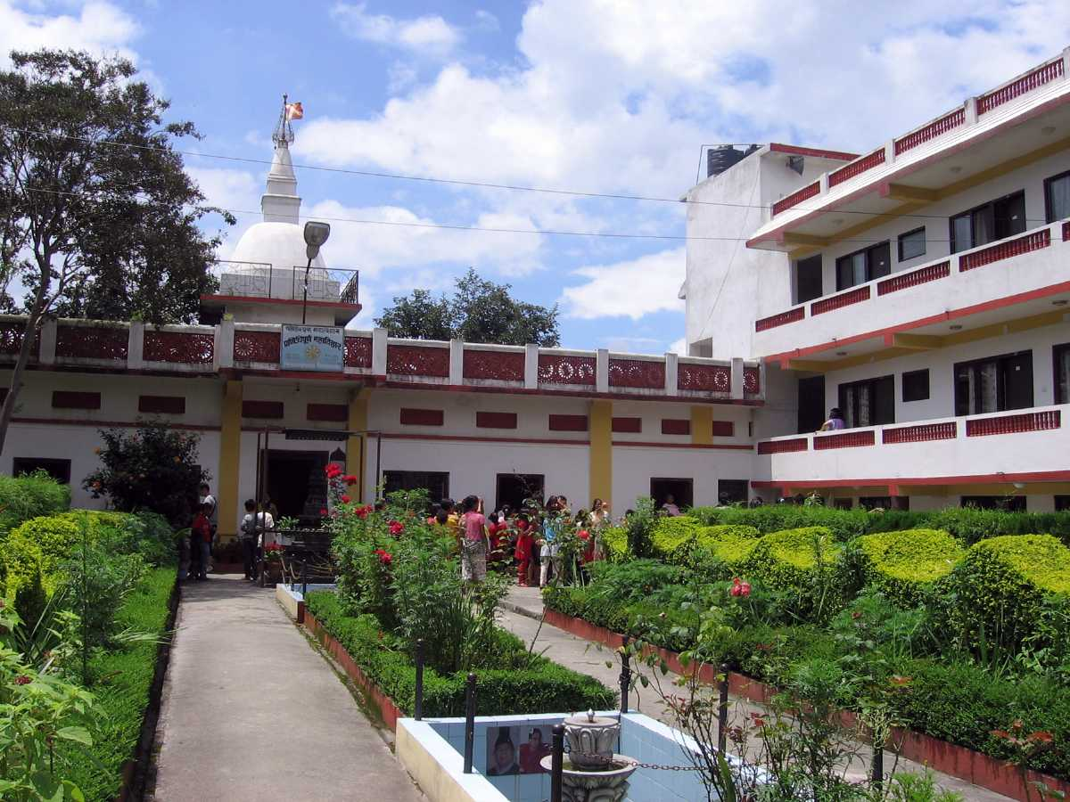 Pranidhi Purna Mahavihara Monastery, Monasteries in Kathmandu