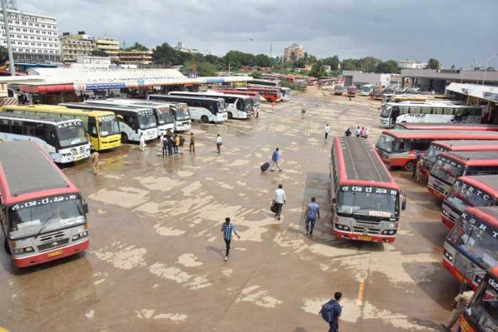 Bangalore to Mysore by Bus