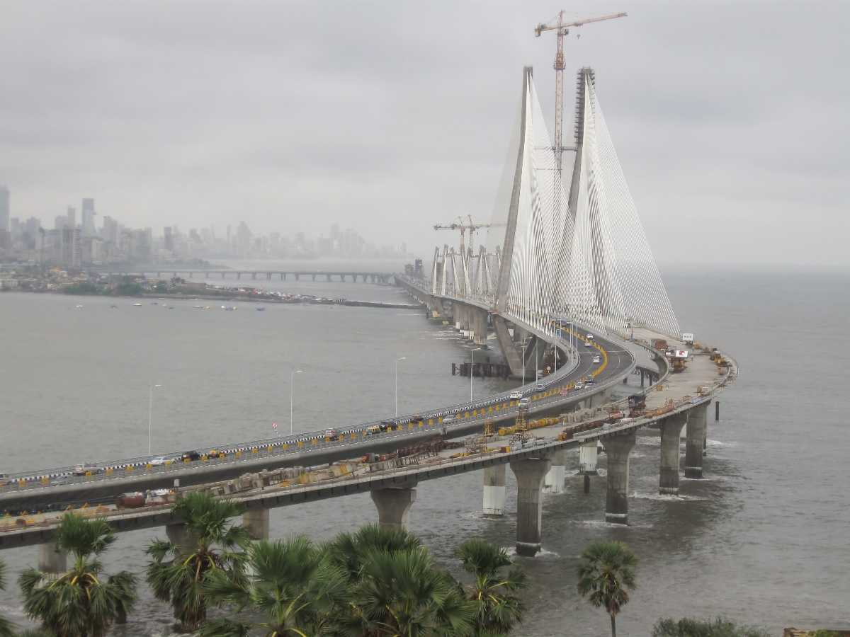 Bandra-Worli Sea Link, facts about india