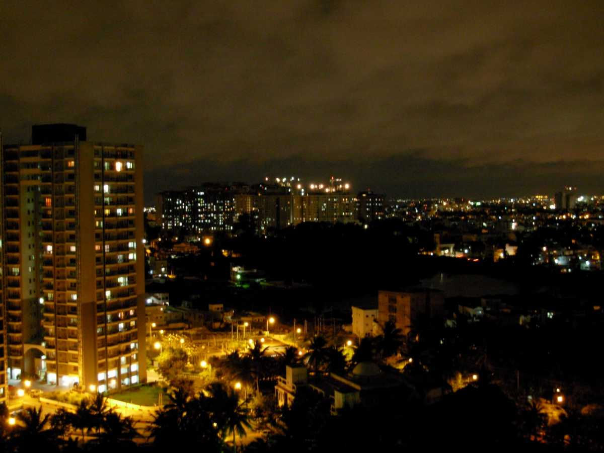 Bangalore, new year 2019